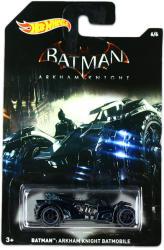 Mattel Hot Wheels - Batman kisautók - Arkham Knight Batmobile