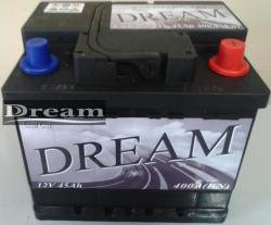 DREAM 45Ah 400A Jobb+