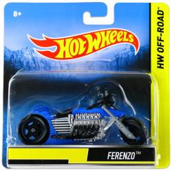 Mattel Hot Wheels - Street Power motorok - Ferenzo
