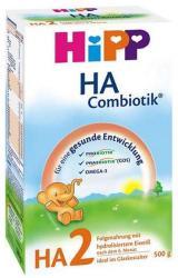 HiPP HA2 Combiotik Hipoallergén tápszer 6hó+ - 500g
