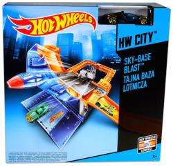 Mattel Hot Wheels - City - Sky-Base Blast versenypálya