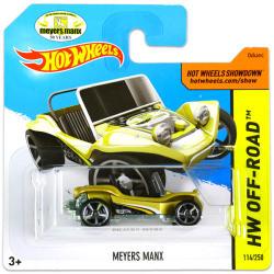 Mattel Hot Wheels - Off-Road - Meyers Manx, arany