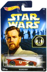 Mattel Hot Wheels - Star Wars kisautók - Scorcher