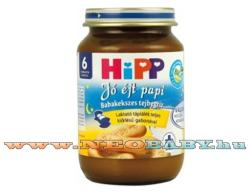 HiPP Jó éjt papi - Babakekszes tejbegríz 6 hónapos kortól - 190g