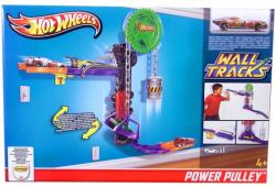 Mattel Hot Wheels - Wall Tracks - Power Pulley poly függő pálya