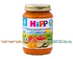HiPP Tészta paradicsommal és cukkinivel 6 hónapos kortól - 190g