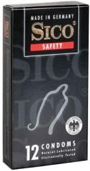 Sico Safety biztonságos óvszer (12db)