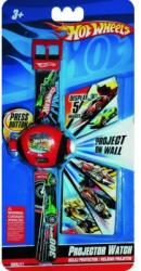 Hot Wheels - Projektoros LCD karóra