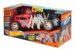 Mattel Hot Wheels - Extrém kaland kisautó (hanggal és fénnyel) - Street Creeper