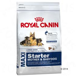 Royal Canin Maxi Starter Mother & Babydog 2x15kg