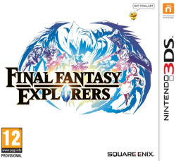 Square Enix Final Fantasy Explorers (3DS)