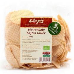 Naturgold Bio Tönkölytallér Sajtos (100g)