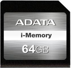 ADATA i-Memory SDXC 64GB ASDX64GAUI3CL10-C