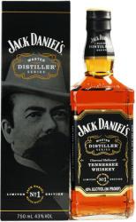 Jack Daniel's Master Distiller No. 2 Whiskey 0,7L 43%