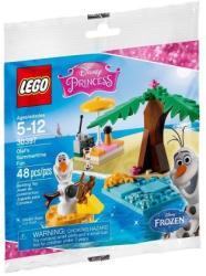 LEGO Disney Princess - Jégvarázs - Olaf nyaralása (30397)