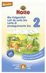 Holle Bio tehéntej alapú babatápszer 2-es - 600g