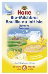 Holle Bio banános tejkása 6 hónapos kortól - 250g