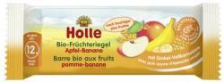 Holle Bio alma-banán gyümölcsszelet babáknak 12 hónapos kortól - 25g
