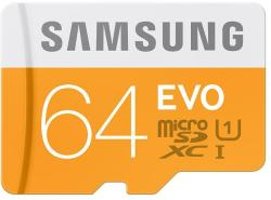 Samsung MicroSDXC 64GB UHS-I +USB 2.0 (MB-MP64DC/EU)
