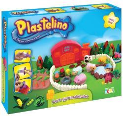 Plastelino Farm gyurmakészlet