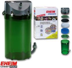 EHEIM Classic 350 - BIO töltettel, dupla csappal (2215050)
