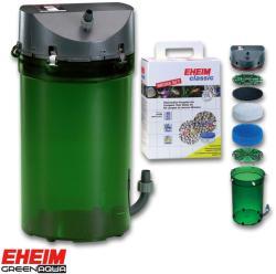EHEIM Classic 600 - bio töltettel