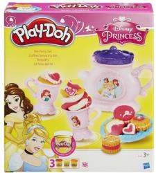Hasbro Play-Doh: Disney Hercegnők tea party gyurmakészlet
