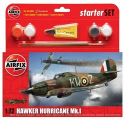 Airfix Hawker Hurricane Mk.l 1/72 AF55111