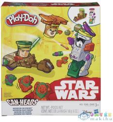 Hasbro Play-Doh Can-Heads - Star Wars: Küldetés az Endor Bolygón gyurma készlet