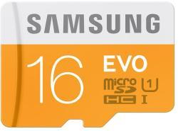 Samsung MicroSDHC EVO 16GB CLASS 10 UHS-1 (MB-MP16DC/EU)