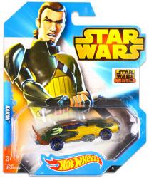 Mattel Hot Wheels - Star Wars kisautók - Kanan
