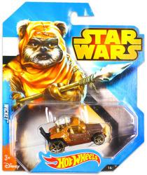 Mattel Hot Wheels - Star Wars kisautók - Wicket