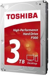 Toshiba P300 3TB 64MB 7200rpm SATA 3 HDWD130UZSVA