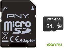 PNY MicroSDXC Performance 64 GB UHS-I (SDU64GPER50-EF)