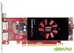 HP FirePro W2100 2GB GDDR3 128bit PCIe (J3G91AA)