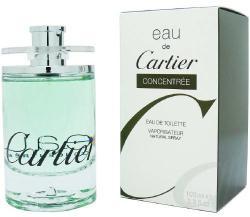 Cartier Eau De Cartier Concentree EDT 100ml Tester