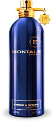Montale Amber & Spices (Blue) EDP 100ml Tester