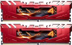 G.SKILL Ripjaws4 16GB (2x8GB) DDR4 2400Mhz F4-2400C15D-16GRR