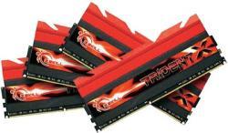 G.SKILL 32GB (4x8GB) DDR3 2400MHz F3-2400C10Q-32GTX