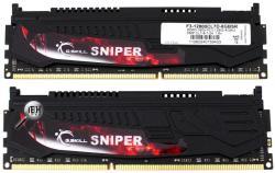 G.SKILL Sniper 16GB (2x8GB) DDR3 1866MHz F3-1866C9D-16GSR