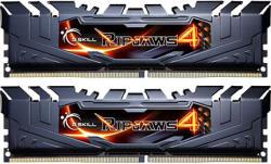 G.SKILL Ripjaws 16GB (2x8GB) DDR4 3000MHz F4-3000C15D-16GRK