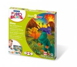 FIMO Kids Form & Play: Dínók - égethető gyurma készlet (FM803407LZ)