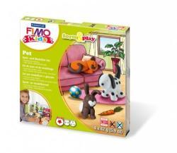FIMO Kids Form & Play: Állatok - égethető gyurma készlet (FM803402LZ)