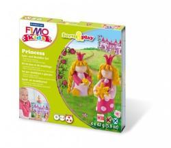FIMO Kids Form & Play: Hercegnők - égethető gyurma készlet (FM803406LZ)