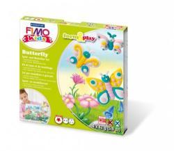 FIMO Kids Form & Play: Pillangók - égethető gyurma készlet (FM803410LZ)