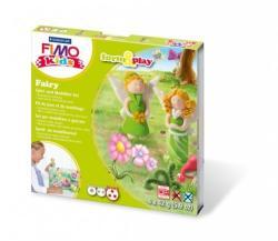 FIMO Kids Form & Play: Tündérek - égethető gyurma készlet (FM803404LZ)