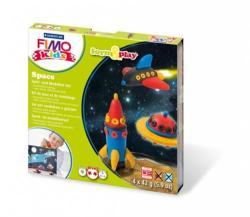 FIMO Kids Form & Play: Űrjárművek - égethető gyurma készlet (FM803409LZ)