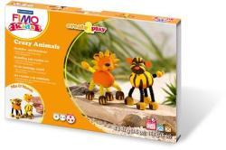 FIMO Kids Form & Play: Oroszlán és tigris - égethető gyurma készlet (FM803307)