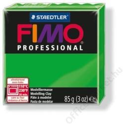 FIMO Professional égethető gyurma - Zöld 85g (FM80045)
