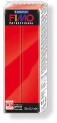 FIMO Professional égethető gyurma - Piros - 350g (FM8001200)